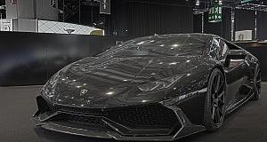 Тюнинг Lamborghini Huracan с названием Jeddah