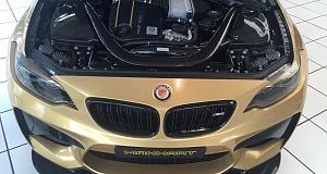 Manhart Performance с тюнингом BMW M2