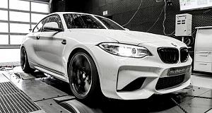 В Mcchip-DKR усилили BMW M2
