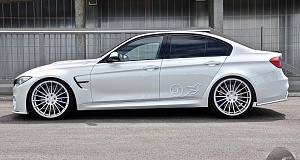 BMW M3 (F80) с тюнингом от Hamann