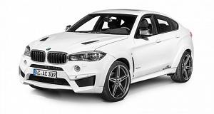 Тюнинг BMW X6 от AC Schnitzer