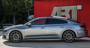 Компания ABT Sportsline тюнинговала Volkswagen Arteon