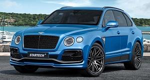 В Startech произвели доработку Bentley Bentayga