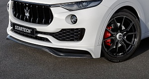 Обвес для Maserati Levante от тюнеров из Startech