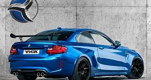 Alpha-N показали свой тюнинг BMW M2