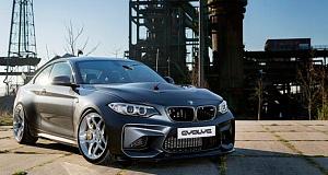 В Evolve Automotive произвели тюнинг BMW M2