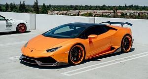 В 1016 industries показали Lamborghini Huracan Renato
