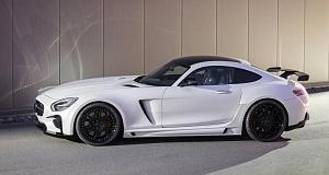 FAB Design покажет тюнинг Mercedes-AMG GT S