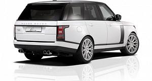 Ателье Lumma Design доработали Range Rover 4