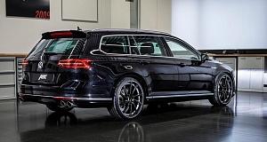Доработанные Volkswagen Passat B8 от ABT
