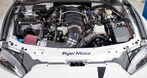 Mazda MX-5 Miata с 525 л.с. от Flyin' Miata