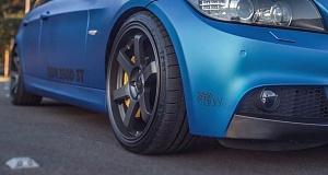 BMW 330d Touring с двигателем M550d и тюнингом от BBM Motorsport