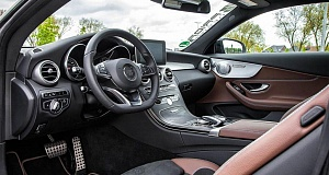 В Prior Design произвели тюнинг Mercedes-AMG C63 Coupe