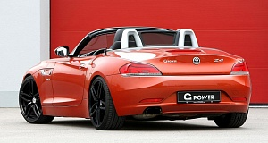 Тюнинг автомобиля BMW Z4 sDrive18i от G-Power