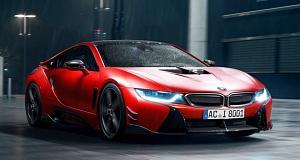 В AC Schnitzer покажут тюнинг BMW i8