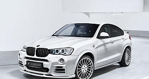 Hamann для BMW X4 - обвес и увеличение мощности