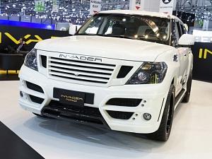 Invader N40 для Nissan Patrol