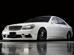 WALD для Mercedes S-class (W220)