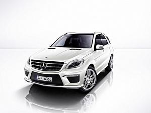 AMG Style для Mercedes ML w166 (оригинал)
