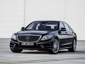 AMG Sport Package для Mercedes S-Class (W222)