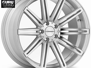 Диски Vossen CV4 для Audi A6 2011-