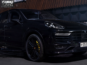 PORSCHE CAYENNE TURBO S 2016 TECHART