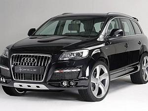 Hofele для Audi Q7 Facelift - 3