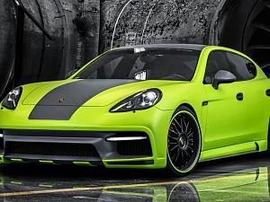 Regula для Porsche Panamera
