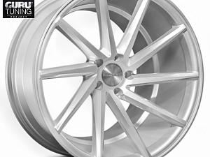 Диски Vossen CVT для Bentley Continental GT 2011-