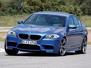 Полный обвес М5 для BMW 5-й серии F10