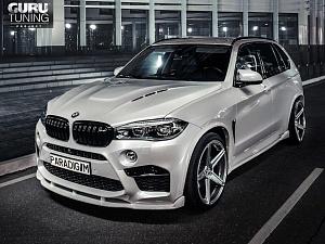 Обвес Paradigma для BMW X5 F85