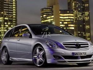 Диски Lorinser для Mercedes R-Class (W251)