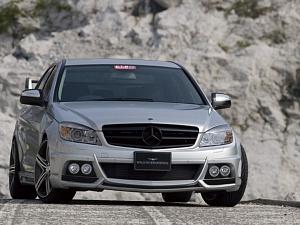 Wald Bison для Mercedes C-класс (W204)