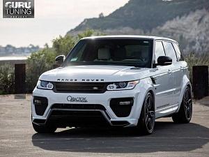 Caractere для Range Rover Sport 2014-