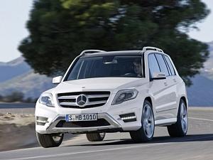 Чип тюнинг Mercedes GLK