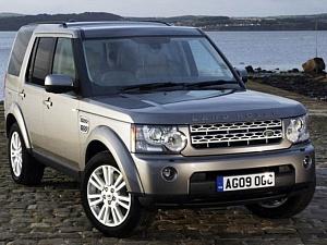 Чип тюнинг Land Rover Discovery IV