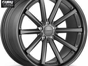Диски Vossen CV1 для Bentley Continental GT 2011-
