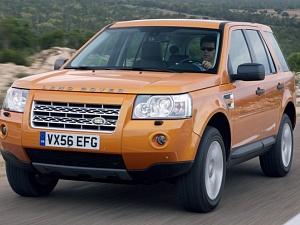 Чип тюнинг Land Rover Freelander
