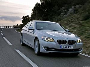 Чип тюнинг BMW 5-series (F10)