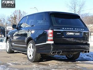 Hamann на Range Rover 2013-