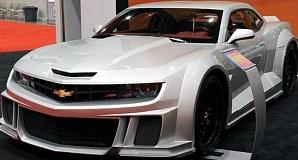 Bomex для Chevrolet Camaro