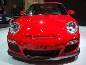 Carrera 996 в новый Carrera 997 GT3