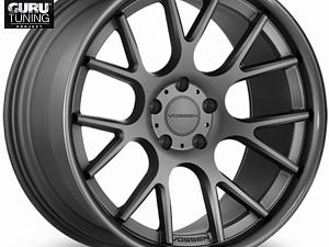 Диски Vossen CV2 для Mercedes GLK-class X204