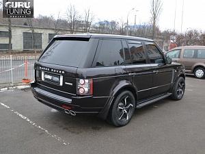 Range Rover City Style