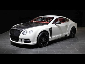 Mansory для Bently Continental GT 2012-2015