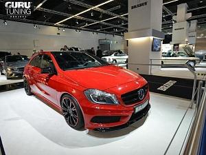 Brabus для Mercedes A-class (W176)