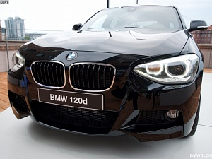M-пакет для BMW 1-series F20