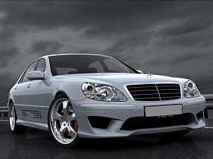 NEO для Mercedes S-class (W220)