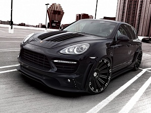 Wald Black Bison для Porsche Cayenne 958