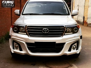 LAND CRUISER 200 WALD Black Bison